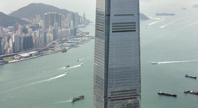 더 리츠-칼튼 홍콩 - 홍콩 - 건물