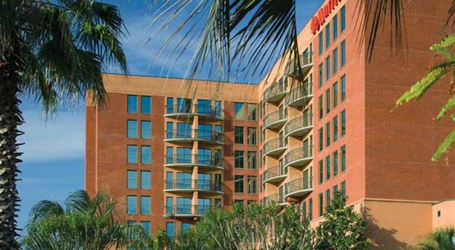 메리어트 사바나 리버프론트 호텔 - 서배너 - 건물