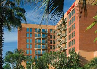 메리어트 사바나 리버프론트 호텔