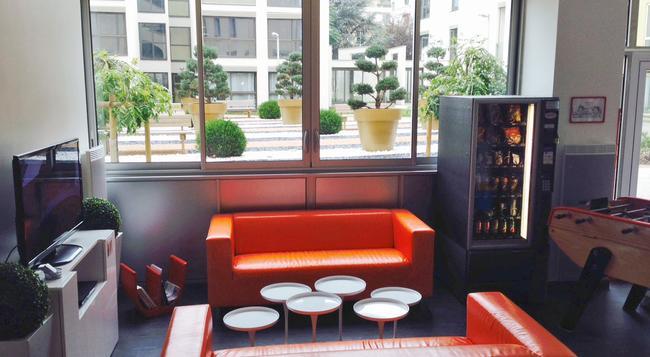 Lyon Appart Hotel - 리옹 - 라운지