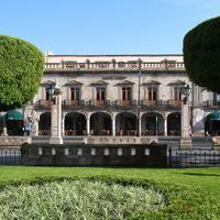 Hotel Casino Morelia Exterior