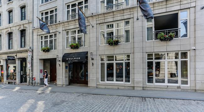 르 생 쉴피스 호텔 몬트리올 - 몬트리올 - 건물