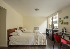 호텔 네루다 익스프레스 - 산티아고 - 침실