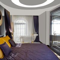 수라 디자인 호텔 앤 스위트 Hotel Interior