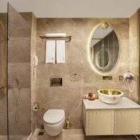 수라 디자인 호텔 앤 스위트 Bathroom