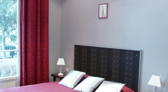 호텔 빅토르 위고 니스 - 니스 - 침실
