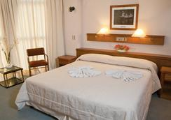 Primacy Apart Hotel - 마르델플라타 - 침실