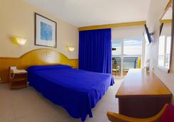 Hotel Poseidón Playa - 베니도름 - 침실