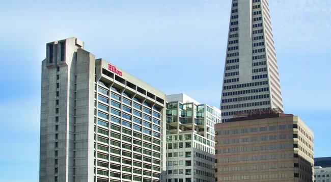 힐튼 샌 프란시스코 파이낸셜 디스트릭 - 샌프란시스코 - 건물