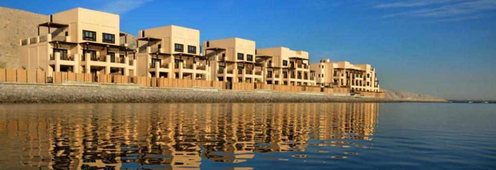 아타나 무산담 리조트 - 카사브 - 건물