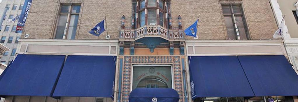 Marines' Memorial Club & Hotel Union Square - 샌프란시스코 - 건물