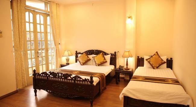 프린스 1 호텔 - 루옹 곡 쿠옌 - 하노이 - 침실