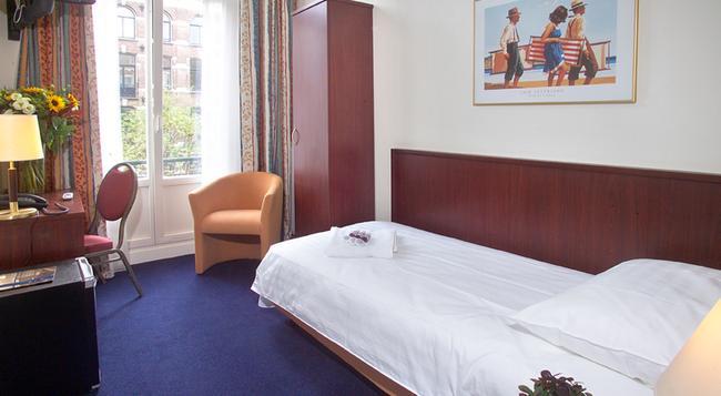 호텔 알렉산더 - 암스테르담 - 침실