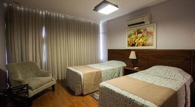Gallant Hotel - 리우데자네이루 - 침실