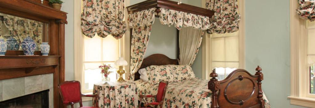 Noble Inns Jackson House - 샌안토니오 - 침실