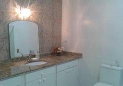 Pousada Ebenézer - 아라카주 - 욕실