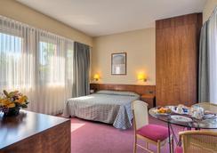 Hotel Petra - 로마 - 침실