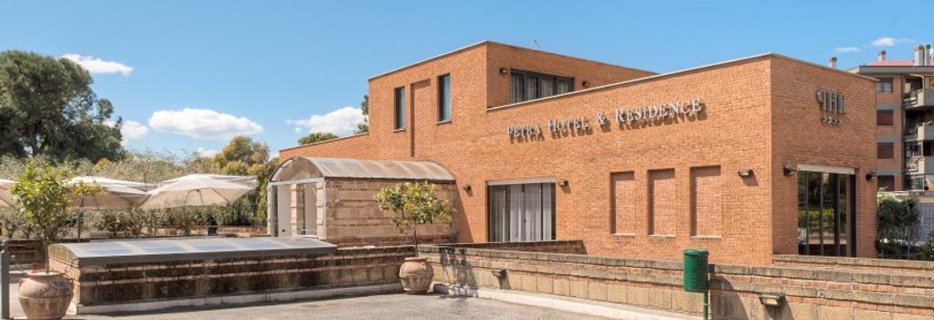 Hotel Petra - 로마 - 건물