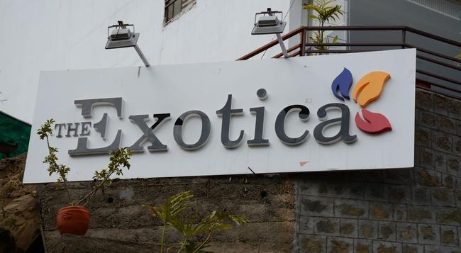 더 엑조티카 리조트 - Dharamsala - 건물
