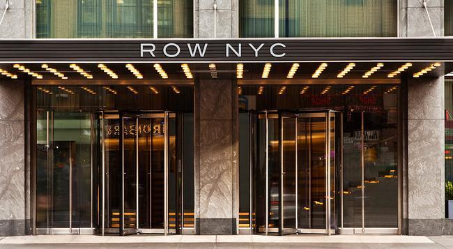 로 NYC 앳 타임스퀘어 - 뉴욕 - 건물