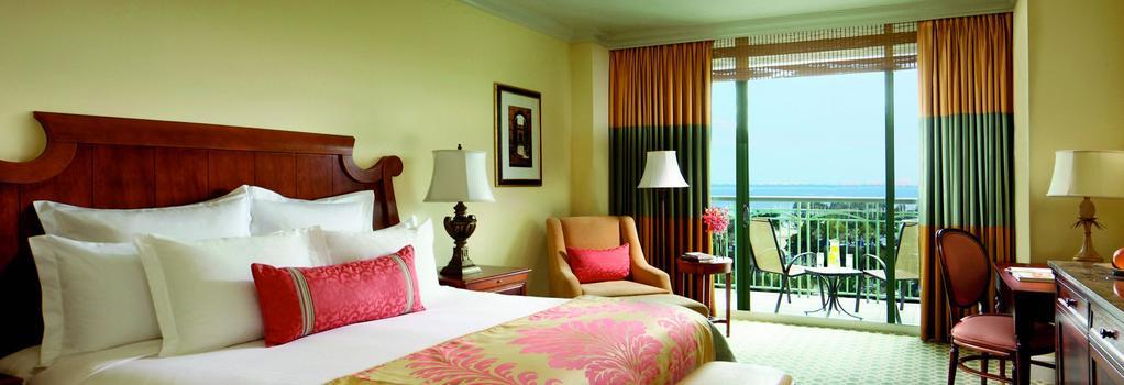 The Ritz-Carlton Coconut Grove Miami - 마이애미 - 침실