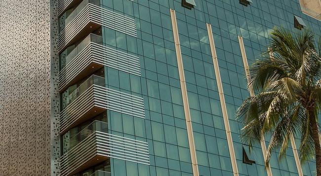 Arena Leme Hotel - 리우데자네이루 - 건물