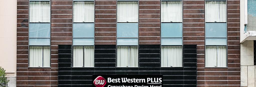 베스트웨스턴 플러스 코파카바나 디자인 호텔 - 리우데자네이루 - 건물