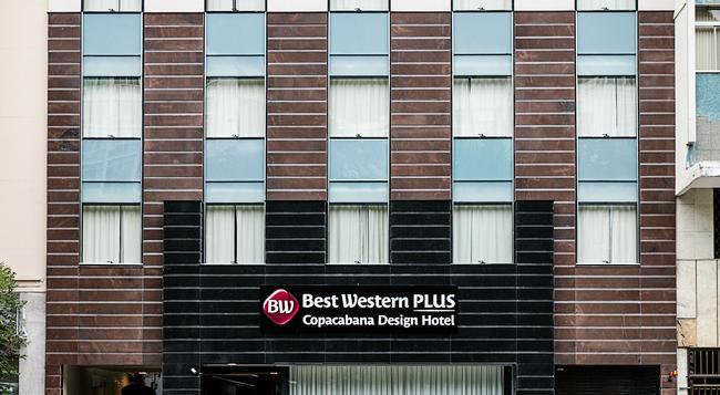 Best Western Plus Copacabana Design Hotel - 리우데자네이루 - 건물