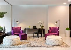 베스트웨스턴 플러스 코파카바나 디자인 호텔 - 리우데자네이루 - 로비