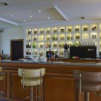 그랜드 호텔 티베리오 Bar/Lounge