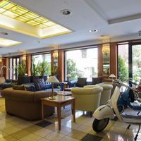 그랜드 호텔 티베리오 Lobby