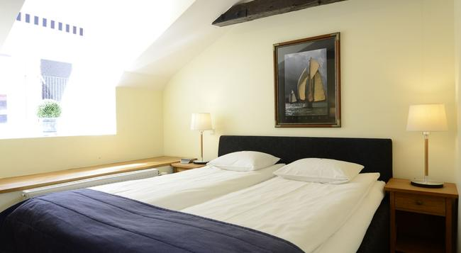 Hotel Vanilla - 예테보리 - 침실