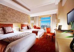 Puxi New Century Hotel Shanghai - 상하이 - 침실