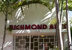 The Richmond Studios - 마이애미비치 - 건물