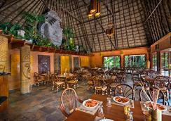 Ramon's Village Resort - 산페드로 - 레스토랑