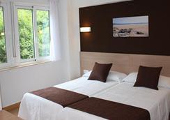 Hostal Rocamar - 산탄데르 - 침실