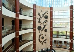 더 보마 나이로비 호텔 - 나이로비 - 로비