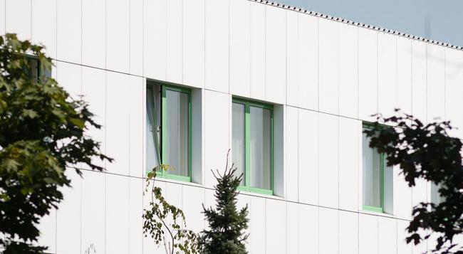 호텔 파트너 - 바르샤바 - 건물
