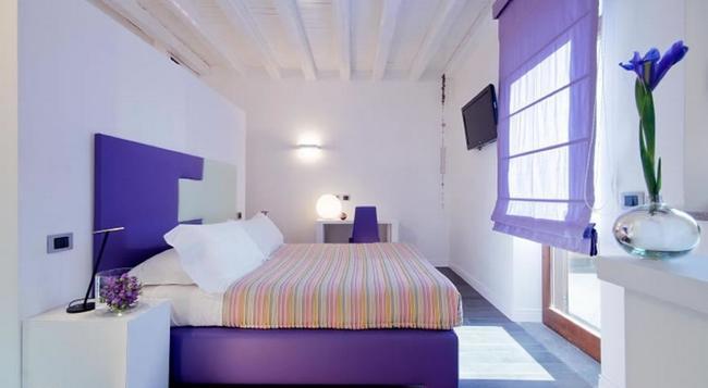 Hotel De Rome - 로마 - 침실