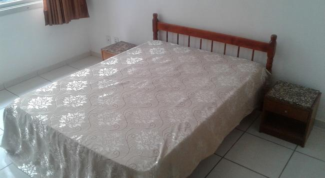 Kolman Hotel - 포르투알레그레 - 침실