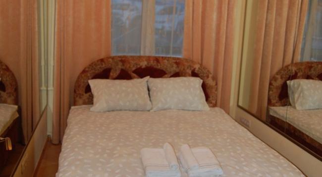 Hostel Like - 키예프 - 침실