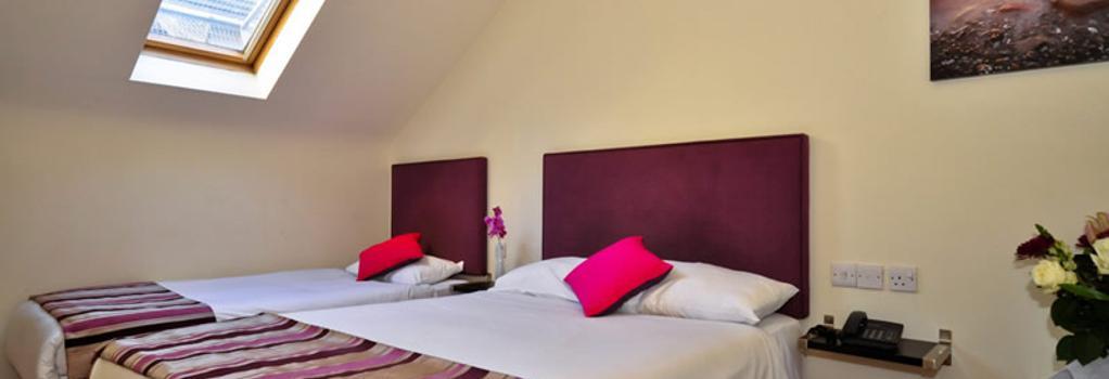 My Place Hostel - 더블린 - 침실