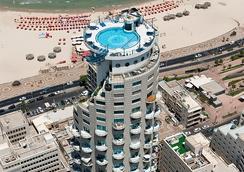 아이스로텔 타워 올 스위트 호텔 - 텔아비브 - 해변