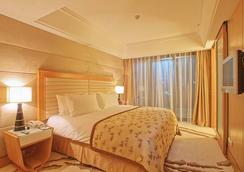 Ldf All Suites Hotel Shanghai - 상하이 - 침실