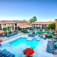 Red Lion Inn & Suites Tucson North - Foothills Pool View