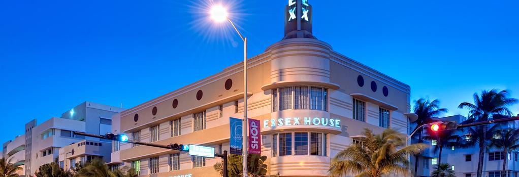 에섹스 하우스 호텔 - 마이애미비치 - 건물