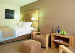 더 빅 블루 호텔 - 블랙풀 - 침실