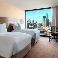 힐튼 멜버른 사우스 와프 호텔 Guest room