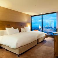 힐튼 멜버른 사우스 와프 호텔 Guestroom