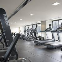 힐튼 멜버른 사우스 와프 호텔 Fitness Facility